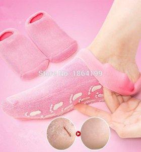 Носочки гелевые для педикюра
