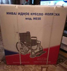 Инвалидная коляска мод. H035