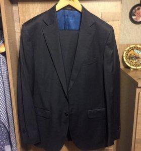 Мужской костюм massimo dutti
