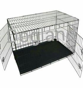 Клетка, вольер для собак
