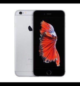 Apple is IPhone 6s64 Space Gray