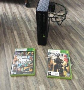 Xbox 360 250гб диск