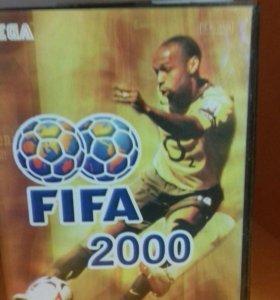 Fifa 2000 Sega 16 bit