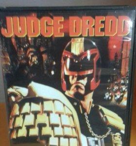 Judge Dredd Sega 16 bit