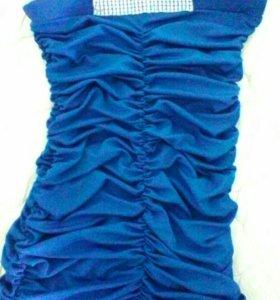 Платье стрейч 42-46