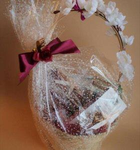 Чай кофе сладости подарки