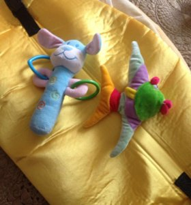 Развивающий коврик для малышей