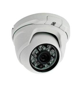 Камеры видеонаблюдения нового поколения AHD