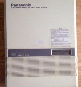 Мини АТС - Panasonic 3x8