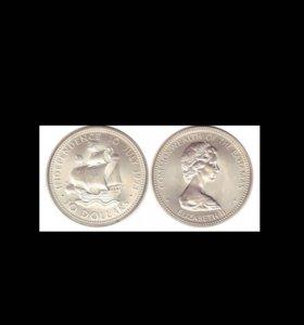 Монета, Серебро 49,75 грамм