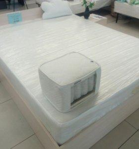 Двуспальный матрас 160х200