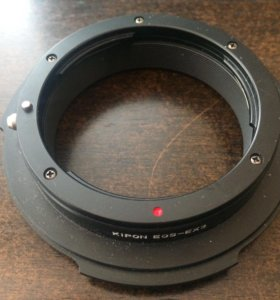 Переходник для оптики Canon EOS на камеры Sony EX