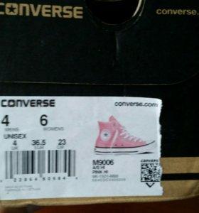 Кеды converse m9006 pink оригинальные