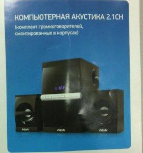 Акустическая система 2.1 BBK