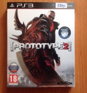 Prototype 2 ( PS 3 )