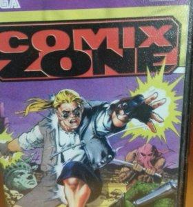 Comix zone Sega 16 bit