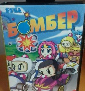Бомбер Sega 16 bit