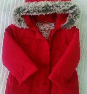 Куртка COTON (74-80см)