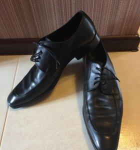 Ботинки мужские Geox р 45