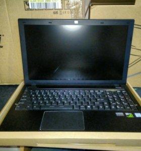 Игровой ноутбук MSI GP62