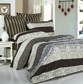 Комплект постельного белья (семейный)-фирма Сайлид