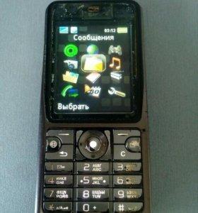 Sony Ericsson K530i на запчасти