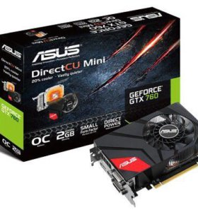Asus GeForce GTX 760 mini 2gb