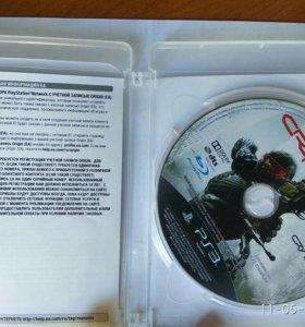 """Игра """"Crysis 3"""" для ps3"""