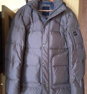 Зимняя куртка мужская 48р