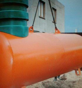 Газовые балонны(газгольдер)