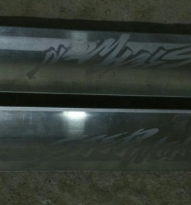 Порожки на stepwgn RF1-2