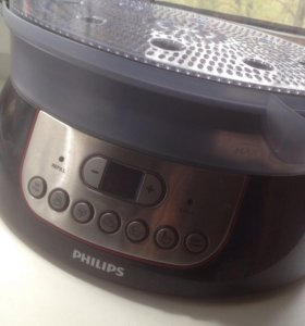 Пароварка Philips HD9140