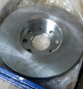 Тормозные диски на Daewoo Nexia