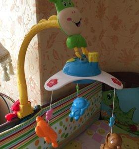 Мобиль Fivestar Toys с функцией проектора