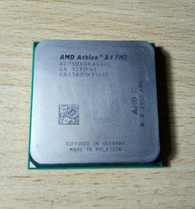 AMD Athlon X4 750 (4.0GHz Turbo Core), Socket FM2