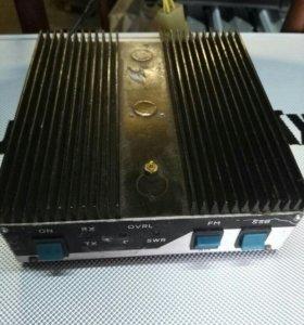 Усилитель для радиостанций 27 МГц