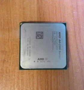 Процессор AMD A4-3300 X2 2.5 GHz