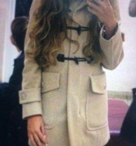 Драповое пальто! Benetton💓