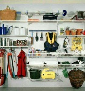 Дача, гараж, мастерская.