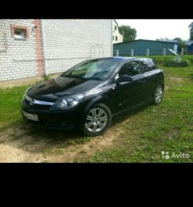 Opel astra GTC, 1.8 АТ