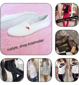 НОВАЯ НЕДОРОГО одежда и обувь