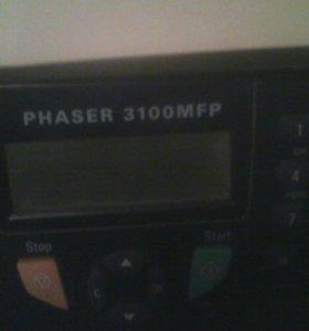 МФУ Phaser 3100MFP