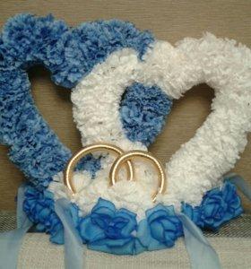 Продам свадебные украшения. Новые!!!!