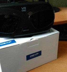 VR- очки.