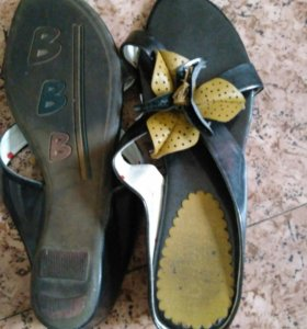 Много обуви. Ecco, centro, dg и др