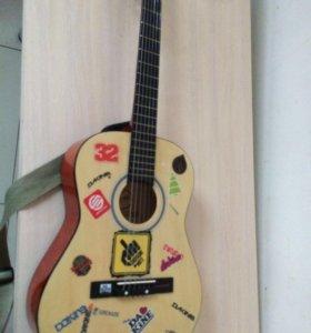 Vision гитара