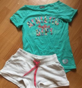 Футболка и шорты Kappa ( набор )
