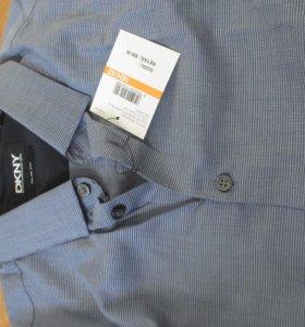 Рубашка мужская dkny р50 новая