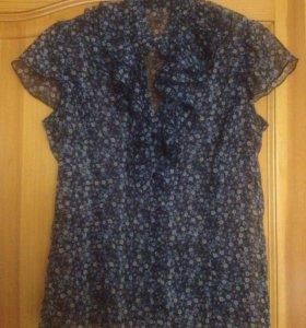 Блуза Шифоновая Р 48.-50