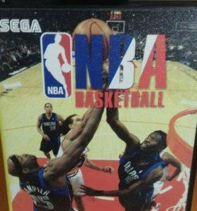 NBA basketball Sega 16 bit